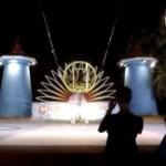 【動画】フランス遊園地の逆バンジー、空中でワイヤーが切れる事故が発生