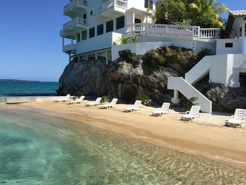 グアナハ島 海上リゾート7