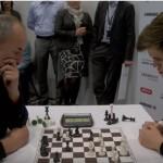 目にも留まらぬ早指しチェス!!グランドマスターのブリッツが凄い