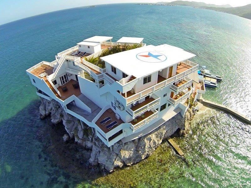 グアナハ島 海上リゾート9