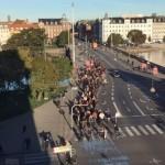 【動画】コペンハーゲンの自転車通勤ラッシュの様子がすごい