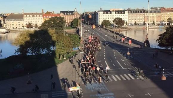 コペンハーゲン 自転車