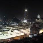 【タイムラプス】ドイツの造船所で生まれ変わる大型クルーズ客船