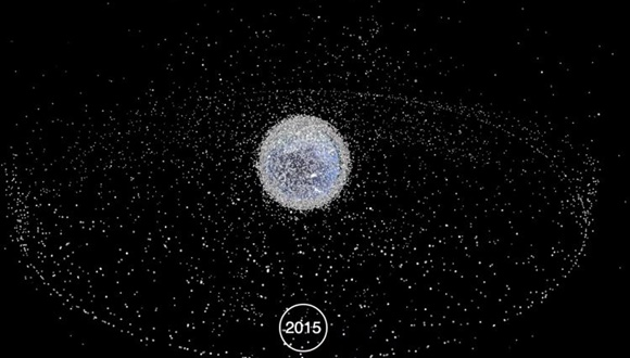 宇宙ゴミ 増加