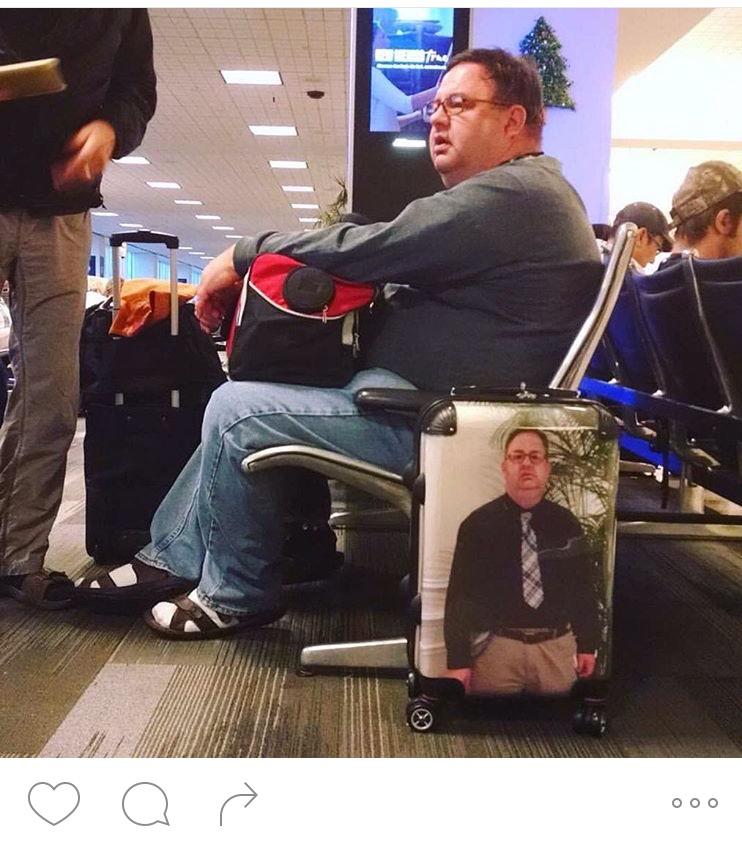 スーツケースを失くさない方法