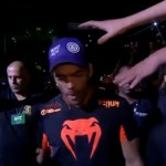 【UFC入場シーン】ファイターと帽子泥棒の戦い