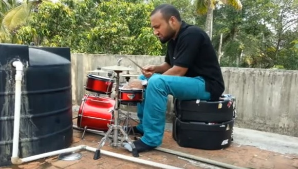 ドラム パイプ