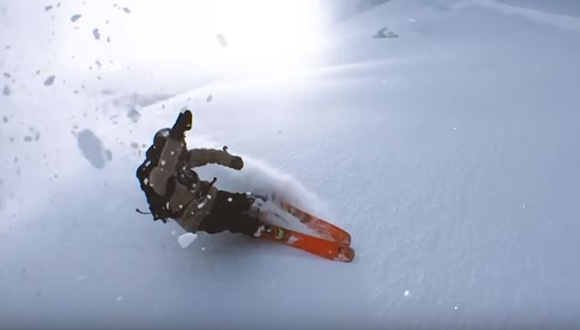 スキー撮影 iPhone 6