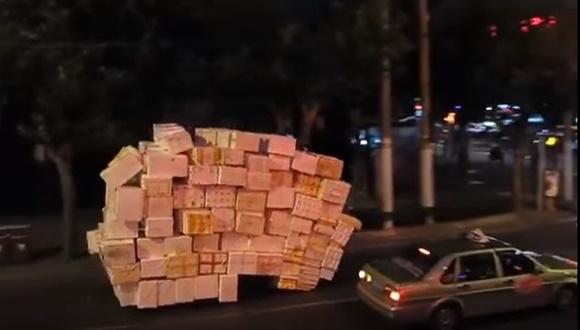 上海 荷物