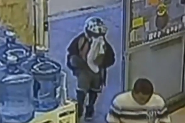 8歳 強盗