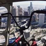 【動画】プロBMXライダーの視点でLAの街を疾走