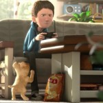 少年と足の不自由な子犬とのふれあいを描いた感動のショートアニメ『The Present』