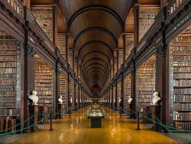 トリニティ・カレッジ図書館