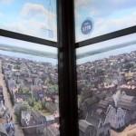 NYC発展の歴史が1分で!ワン・ワールドトレードセンターのエレベーターがすごい