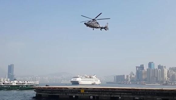 ヘリコプター フレームレート