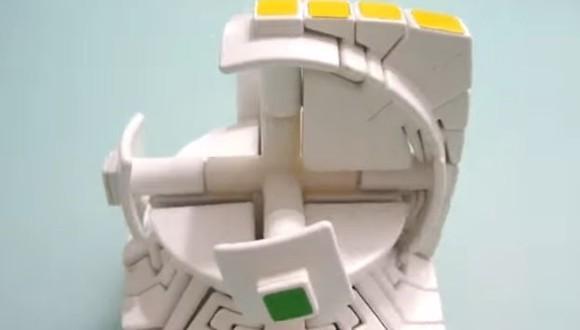 ルービックキューブ 組み立て