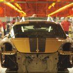 【動画】ポルシェ「911ターボS エクスクルーシブシリーズ」組み立ての様子