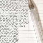 1本のボールペンを使い切るのに必要な「スマイル」は2万9249個?