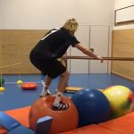 【動画】オリンピックスキー選手の室内トレーニングがまるで「マリオ」