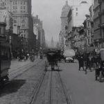 【動画】111年前でも大都会、1906年のサンフランシスコ