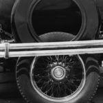 第5のタイヤで縦列駐車もラクラク?1930年代のアメ車テクノロジー